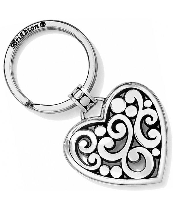 Contempo Heart Key Fob
