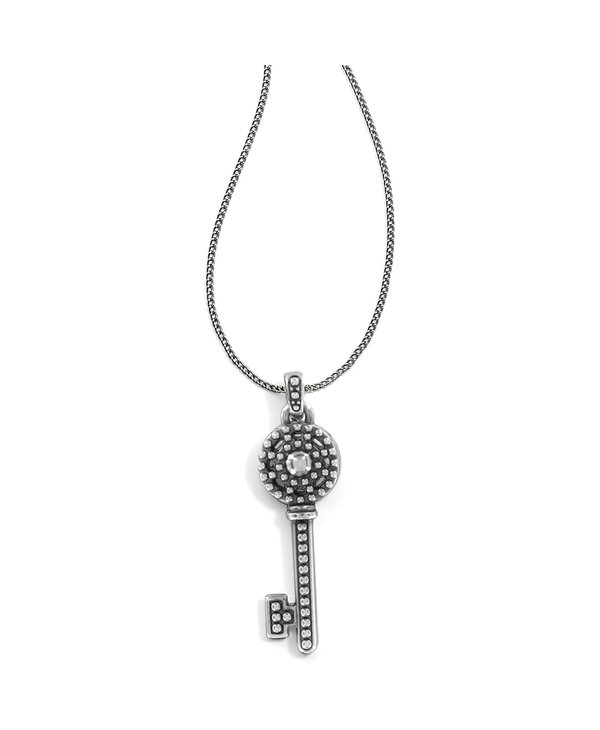 Illumina Petite Key Necklace