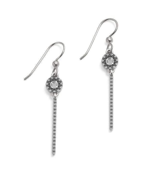 Illumina Slim French Wire Earrings