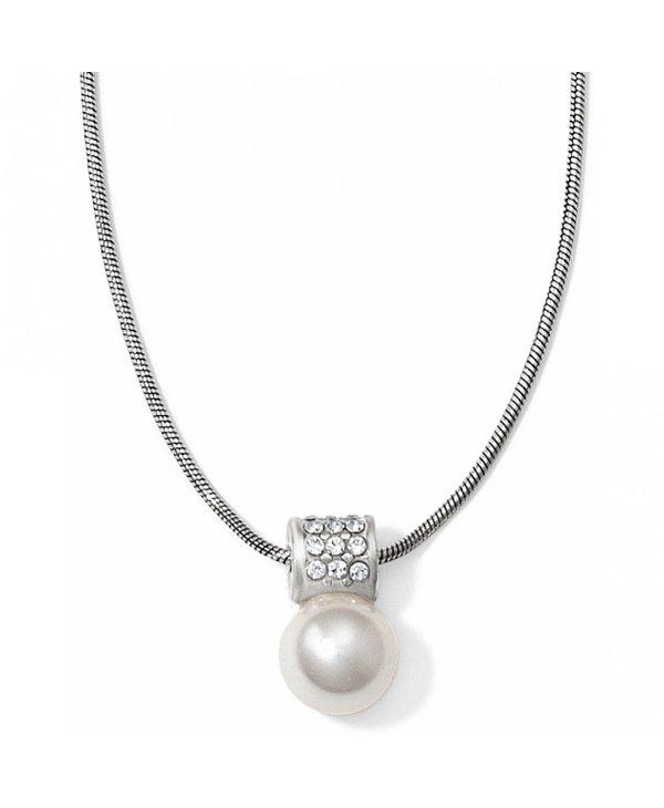 Meridian Petite Pearl Necklace