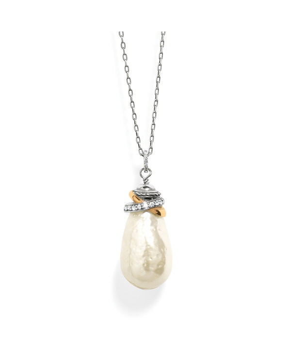 Neptune's Rings Pearl Necklace