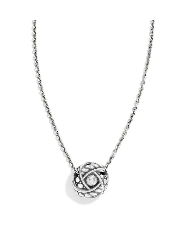 Neptune's Rings Petite Knot Necklace
