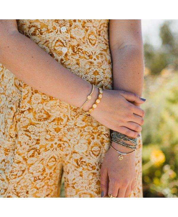 Mantra of Love Bracelet