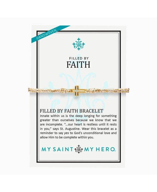 Filled by Faith Bracelet