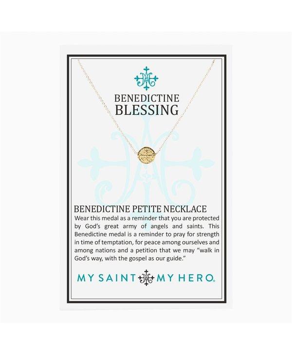 Benedictine Petite Necklace