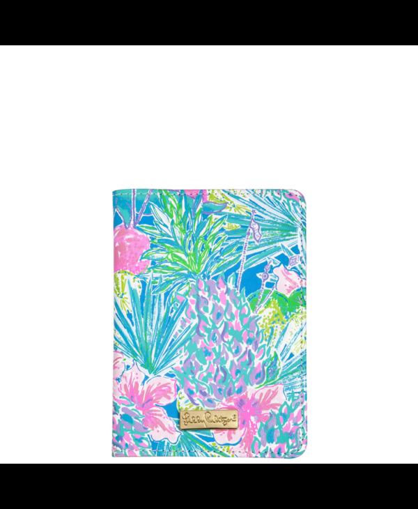 Passport Cover in Swizzle In