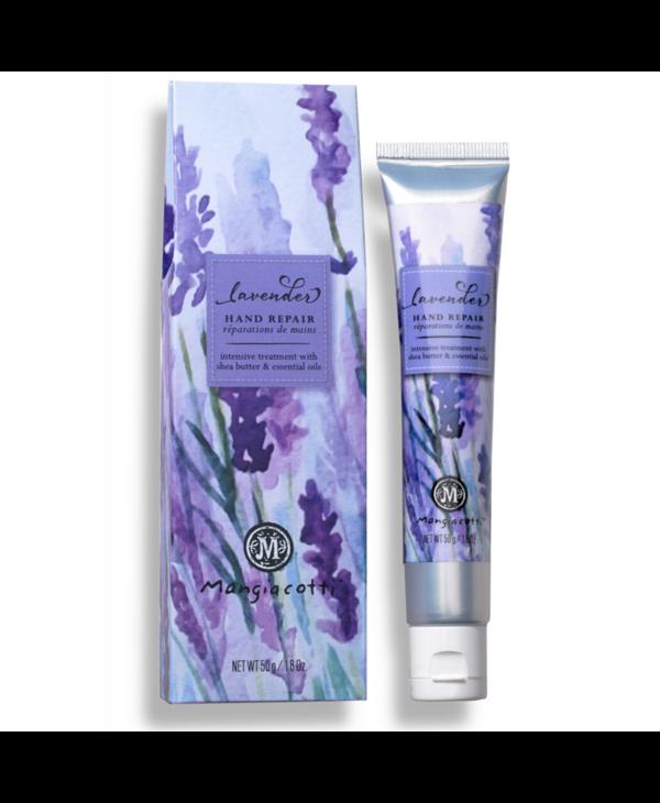 Hand Repair in Lavender