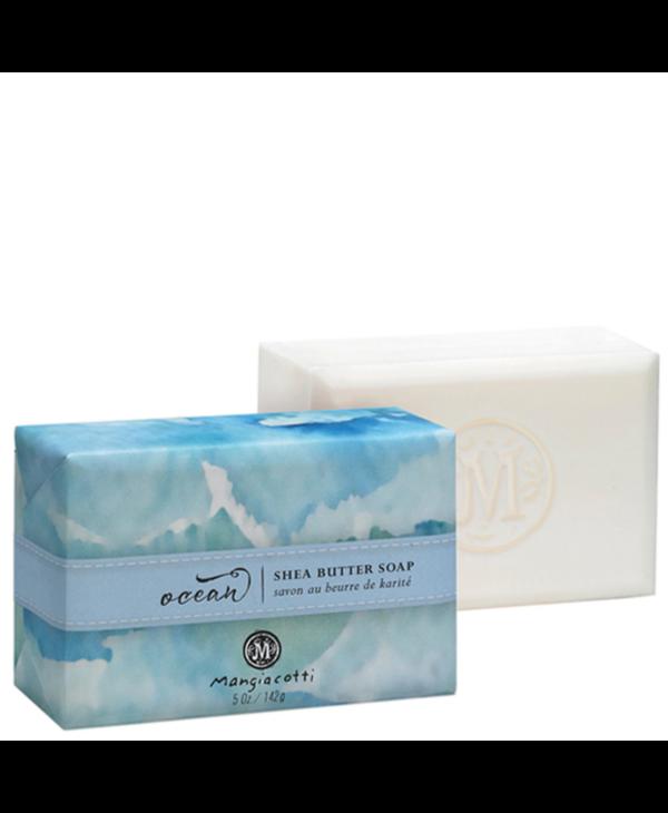 Shea Butter Bar Soap in Ocean