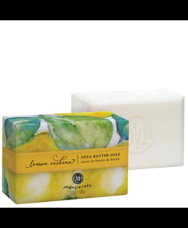 Shea Butter Bar Soap in Lemon Verbena