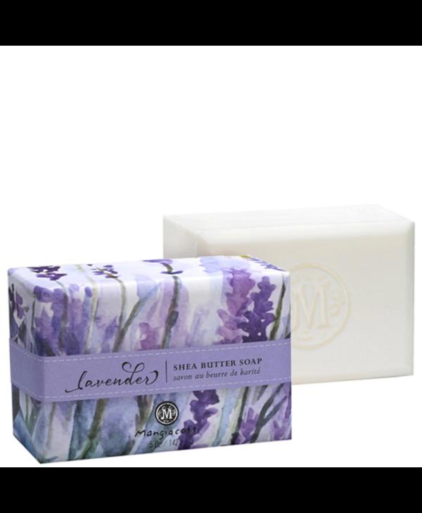 Shea Butter Bar Soap in Lavender