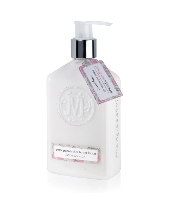 Shea Butter Lotion in Pomegranate