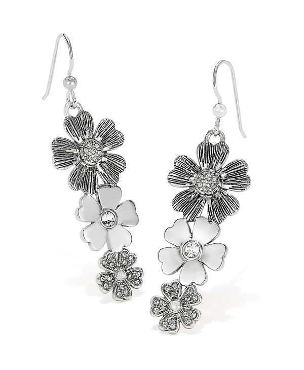 Flora French Wire Earring