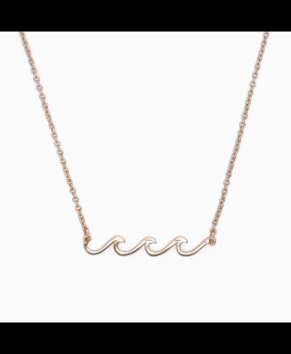 Delicate Wave Necklace