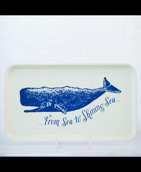 From Sea to Shining Sea Tray