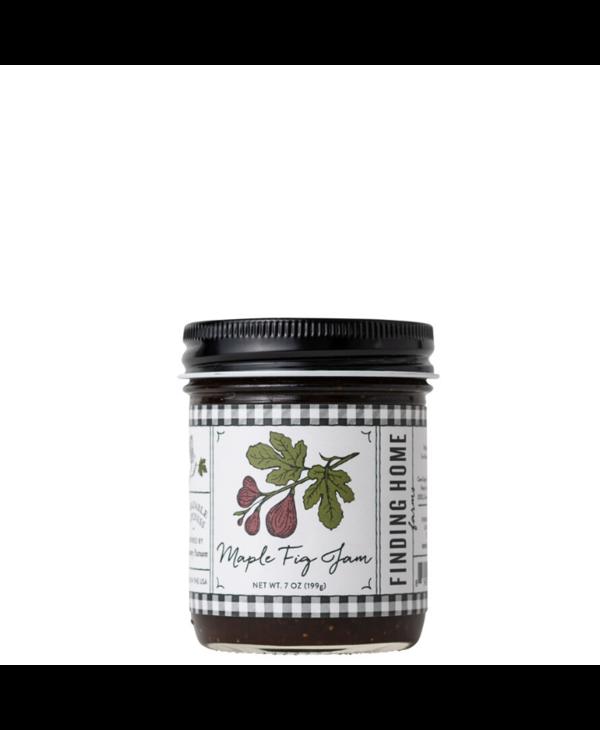 Maple Fig Jam