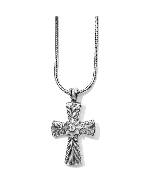 Precious Cross Necklace