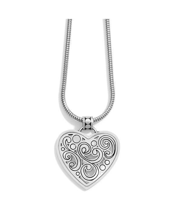 Contempo Heart Necklace