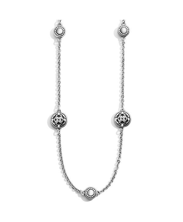 Intrigue Petite Long Necklace
