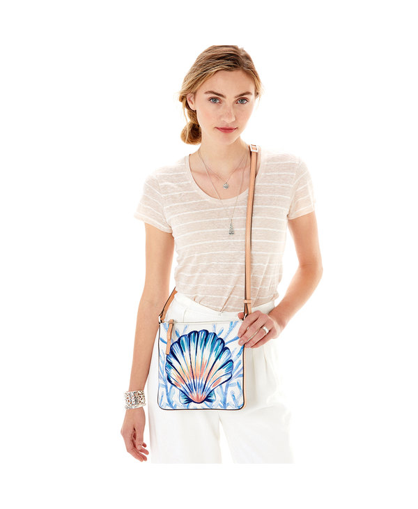 Shell Crossbody