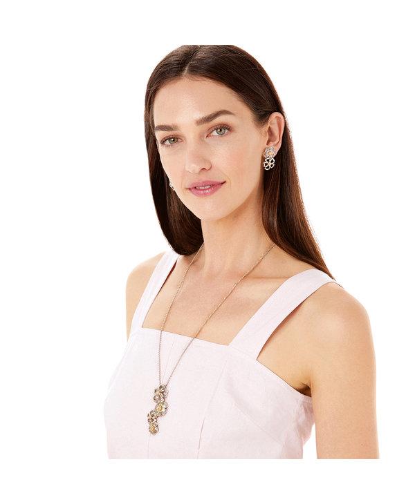 Lux Garden Long Necklace