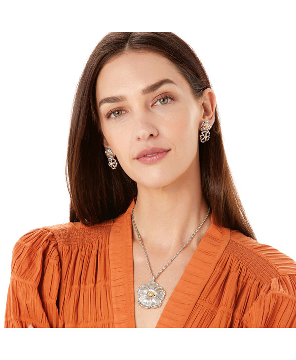 Lux Garden Pendant Necklace