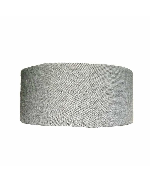 Grey Tube Turban
