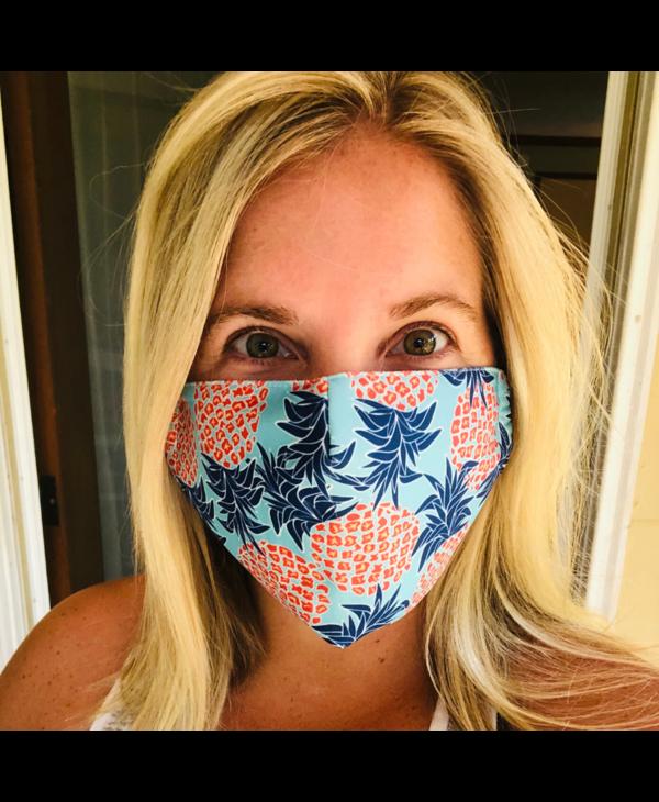 Pineapple Mask