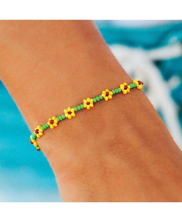 Sunflower Seed Bead