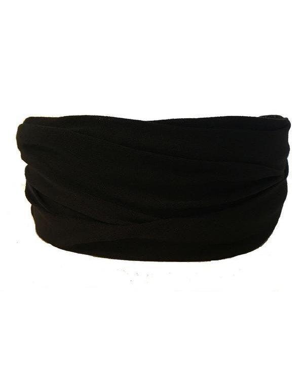 Midnight Tube Turban