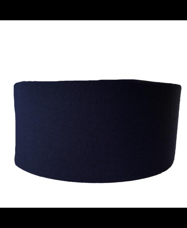 Navy Tube Turban