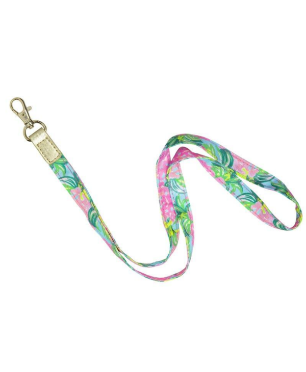 Lanyard in Pineapple Shake