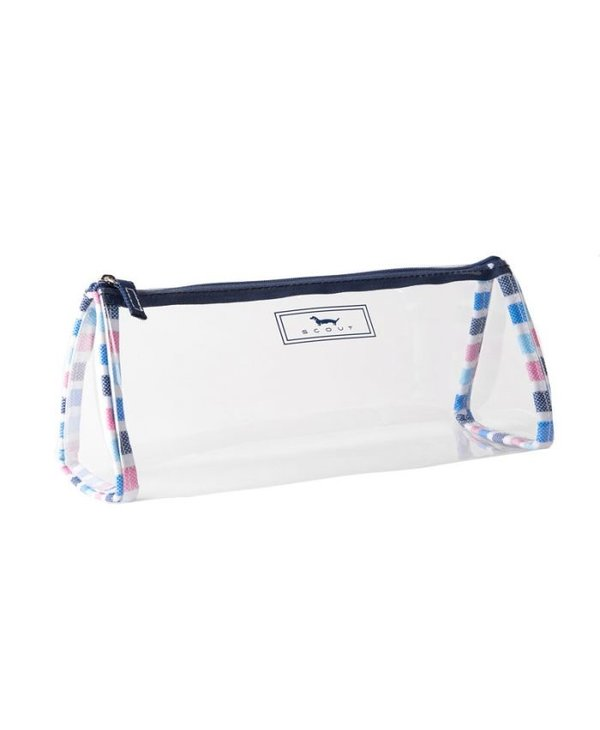 Clear Pencil Me In Pencil Case in Prep In Your Step