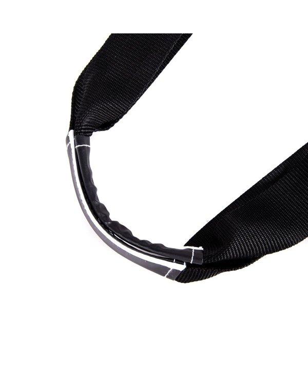 The Daily Shoulder Bag in Fleetwood Black