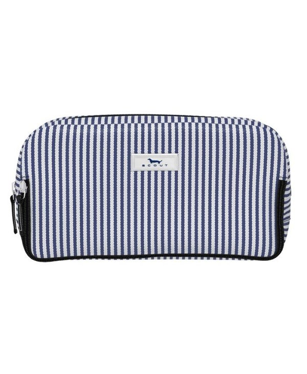 3-Way Toiletry Bag in Midnight Train
