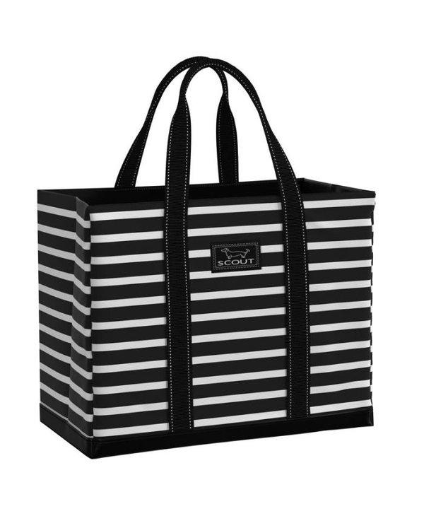 Original Deano Tote Bag in Fleetwood Black