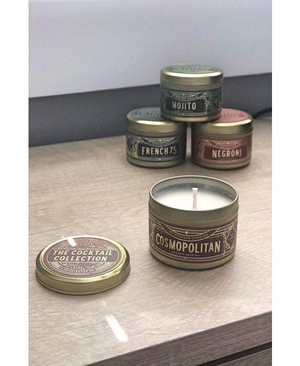 Cosmopolitan Candle Tin