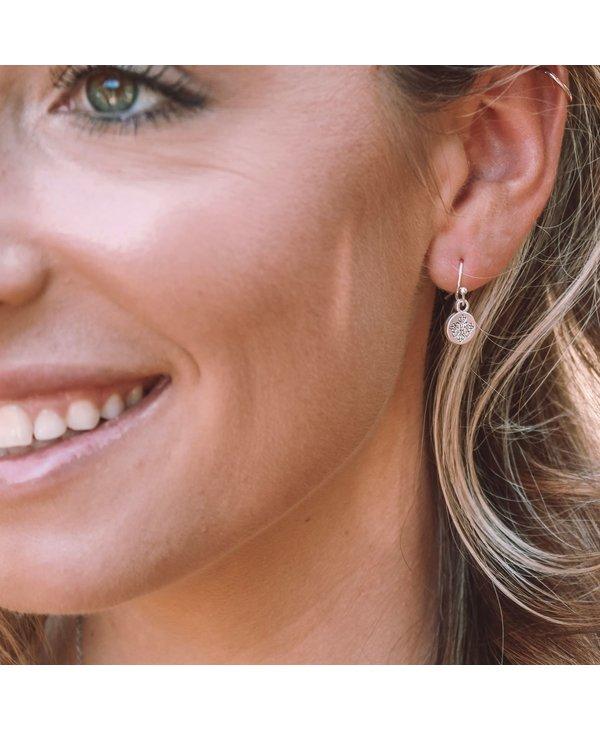 Joy Earrings in Silver