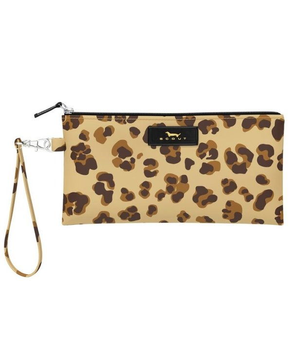 Kate Wristlet in Purr My Email