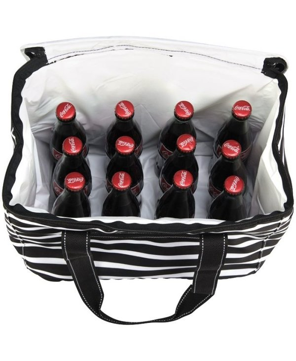 Stiff One Large Soft Cooler in Fleetwood Black
