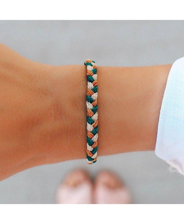 Peak Multi Braided Bracelet