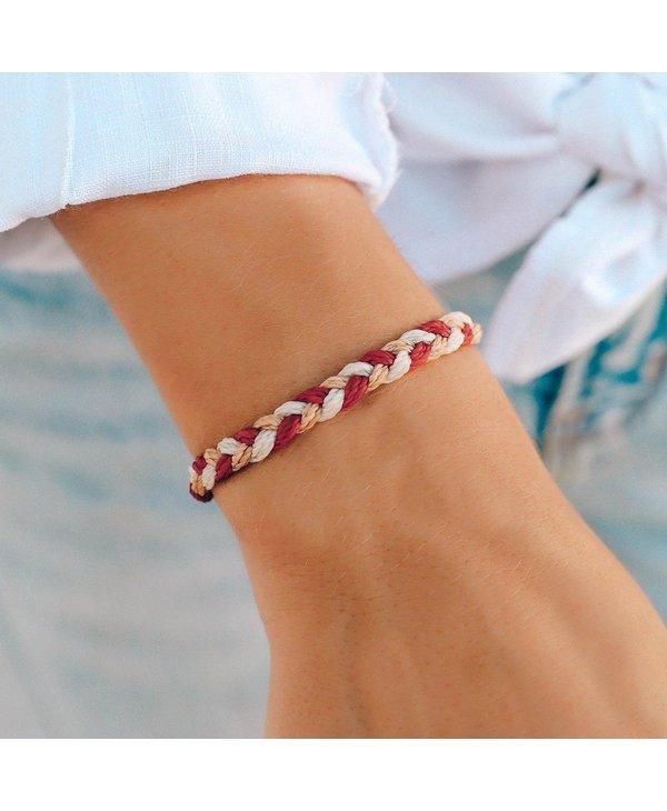 Fireside Feels Multi Braided Bracelet