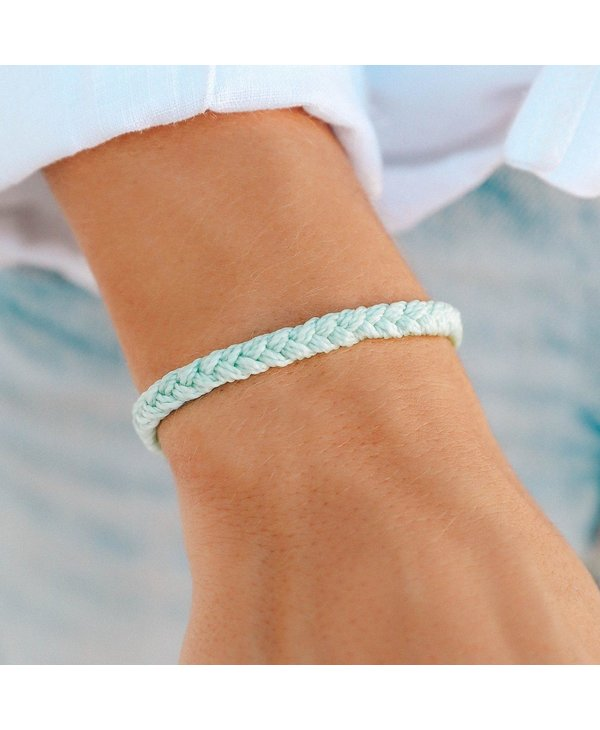 Winterfresh Solid Braided Bracelet