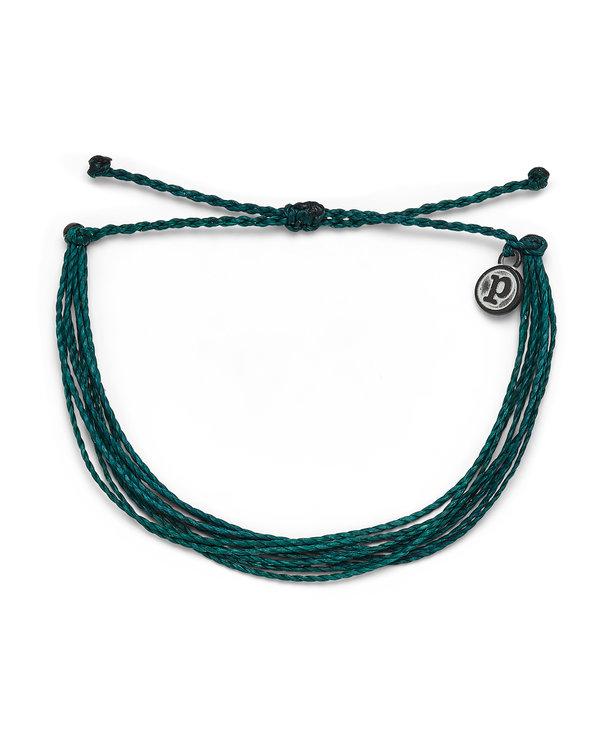 Teal Solid Bracelet