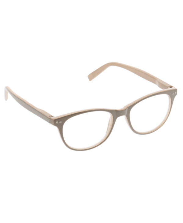 Mellow Out Reader in Taupe