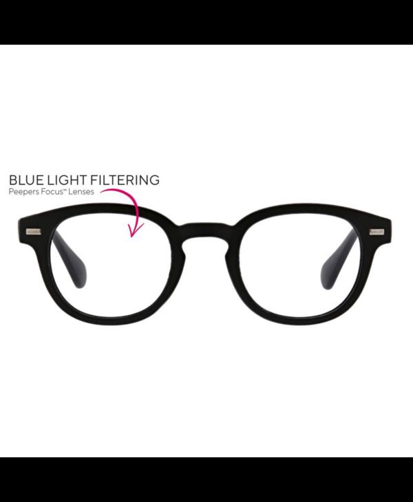 Headliner Blue Light Reader in Black