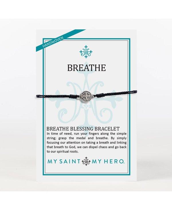 Breathe Bracelet in Black
