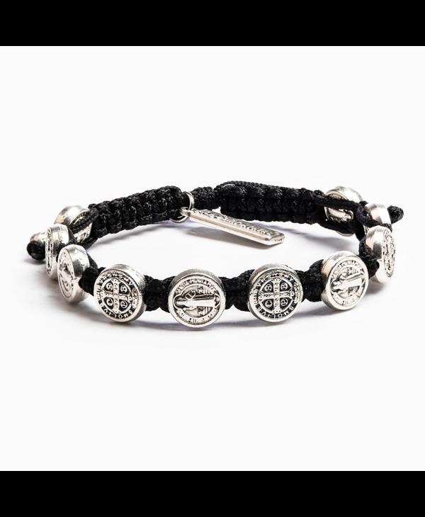 Confirmation Blessing Bracelet in Black