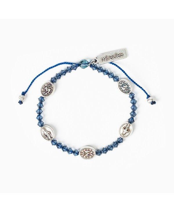 Stellar Blessings Miraculous Mary Blessing Bracelet