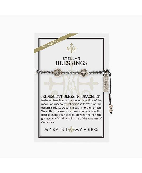 Stellar Blessings Iridescent Blessing Bracelet
