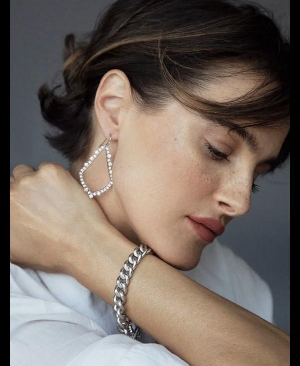 Sophee Crystal Drop Earrings